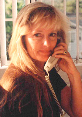 Photo of Agent Roxanne M. Baker